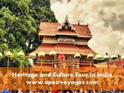 Heritage and Culture Tour in India--Apex Voyages