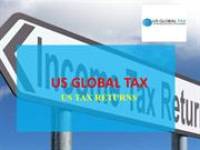 US Global Tax - US Tax Returns