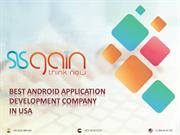 Get the best Android application development in USA | SISGAIN