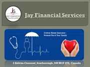 life insurance advisors in Scarborough