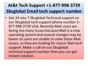 At&t Tech Support +1-877-998-3739 Sbcglobal Email tech support number