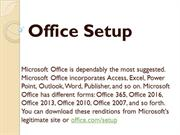 office.com/setup – office antivirus tech support