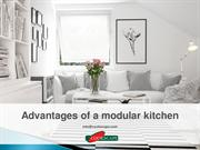 advantages of modular kitchen kitchen