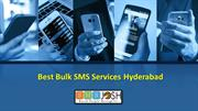 Best Bulk SMS Services Hyderabad, Bulk Voice Calls Hyderabad - SMSjosh