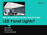 Commercial Led Panel Lights fixtures – USA