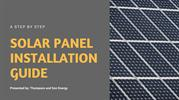 Solar Panel Installation Process