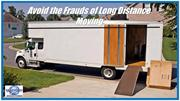 Avoid the Frauds of Long Distance Moving