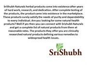 Buy Online Herbal Beauty Products