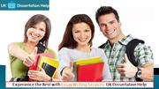Experience the Best with Essay Writing Services: UK Dissertation Help
