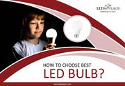 Order LED light bulbs at wholesale Price