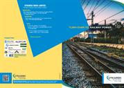 Utkarsh India Railway OHE Manufacturer Supplier