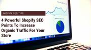 Shopify SEO Tips To Increase Organic Traffic For Your Store