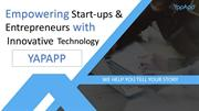 Enterprise Web & Mobile App Development Company - YapApp