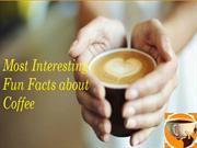 Most Interesting Fun Facts about Coffee
