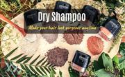 Make Your Hair Look Gorgeous Anytime With Dry Shampoo