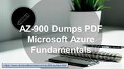 Real Microsoft AZ-900 Exam Dumps Questions Answers - 2019
