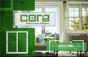 CORA Sliding Doors | uPVC Sliding Doors