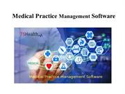 Medical Practice Management Software