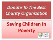 Important Factors You Need To Be Aware Off Before Charity Donation