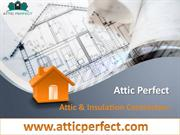 Choose The Most Reliable Home Insulation Services For Bay Area – Attic