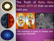 The Truth of Rahu Ketu transition 2019-20-Catch  Now