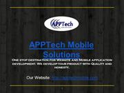 Hire Dedicated Developer From APPTech Mobile Solutions| WordPress