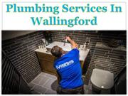 Plumbing Services In Wallingford