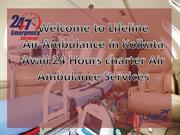 Lifeline Air Ambulance in Patna - Opt Safe and Hassle Free Way