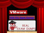 An Incredibly Easy Method to Pass VMware 2V0-751|Realexamdumps.com