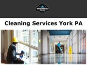 Cleaning Services York PA