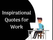 Thomas J  Salzano Inspirational Quotes for Work
