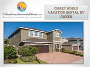 Disney world vacation rental by owner