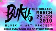 2019 BUKU Music and Art Project Tickets Cheap