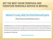 Get the best house removals and furniture removals