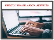 French to English Translation Services