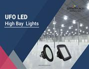 UFO LED High bay Lights - Commercial – Industrial