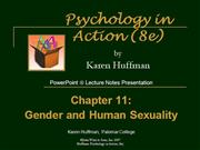 Chapter 11 PowerPoint General Psychology