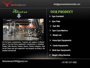 Gym Equipment Manufacturers in India (2)