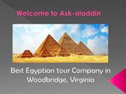 Ask-aladdin - Egypt trip package