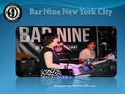 Best Dueling Piano Bar NYC-Bar Nine