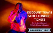 Cheapest Travis Scott Concert Tickets