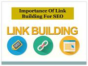 Importance Of Link Building For SEO