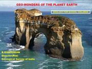 GEO-WONDERS OF PLANET EARTH