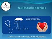 Life Insurance Advisor | Disability Insurance | Jay Financial