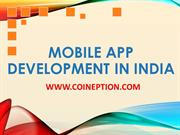 Mobile App Development Company in Noida India
