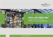 150W LED UFO High Bay Lights from LEDMyplace