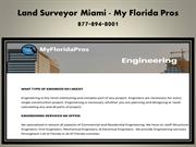 Home Inspections Miami