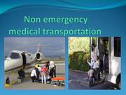 Types Of Non Emergency Medical Transportation Service