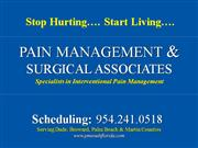 Pain Management & Surgical Associates