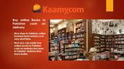 Buy online Books In Pakistan cash on delivery